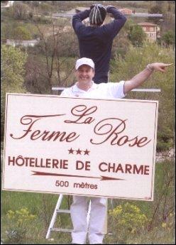 Hôtel La Ferme Rose - Moustiers